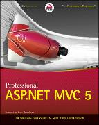 Cover-Bild zu Galloway, Jon: Professional ASP.Net MVC 5