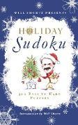 Cover-Bild zu Will Shortz Presents Holiday Sudoku von Shortz, Will