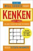Cover-Bild zu Will Shortz Presents Kenken Easy to Hard, Volume 3: 100 Logic Puzzles That Make You Smarter von Miyamoto, Tetsuya