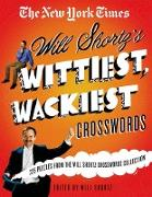 Cover-Bild zu The New York Times Will Shortz's Wittiest, Wackiest Crosswords: 225 Puzzles from the Will Shortz Crossword Collection von The New York Times