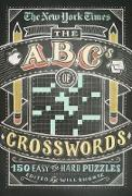 Cover-Bild zu The New York Times ABCs of Crosswords: 200 Easy to Hard Puzzles von Shortz, Will (Hrsg.)