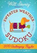 Cover-Bild zu Will Shortz Presents Sweater Weather Sudoku: 200 Challenging Puzzles: Hard Sudoku Volume 2 von Shortz, Will