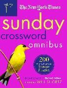 Cover-Bild zu The New York Times Sunday Crossword Omnibus Volume 11: 200 World-Famous Sunday Puzzles from the Pages of the New York Times von New York Times