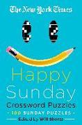 Cover-Bild zu The New York Times Happy Sunday Crossword Puzzles: 100 Sunday Puzzles von New York Times