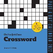 Cover-Bild zu The New York Times Daily Crossword Page-A-Day Calendar for 2022 von Workman Calendars