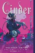 Cover-Bild zu Cinder: Book One of the Lunar Chronicles von Meyer, Marissa
