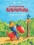 Cover-Bild zu Siegner, Ingo: Der kleine Drache Kokosnuss kommt in die Schule