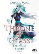 Cover-Bild zu Throne of Glass 3 - Erbin des Feuers von Maas, Sarah J.