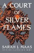 Cover-Bild zu A Court of Silver Flames von Maas, Sarah J.