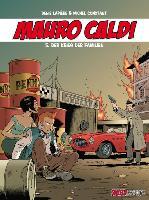 Cover-Bild zu Lapiere, Denis: Mauro Caldi 5: Der Krieg der Familien