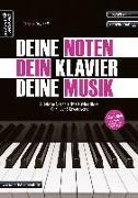 Cover-Bild zu Davidoff, Tatjana: Deine Noten, Dein Klavier, Deine Musik