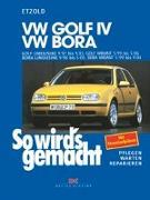 Cover-Bild zu So wird's gemacht. VW Golf IV / VW Bora