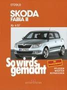Cover-Bild zu Etzold, Hans-Rüdiger: Skoda Fabia II ab 4/07