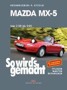 Cover-Bild zu Etzold, Rüdiger: Mazda MX-5 von 2/89 bis 9/05