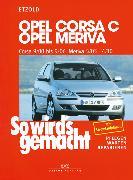 Cover-Bild zu Etzold, Rüdiger: Opel Corsa C 9/00 bis 9/06, Opel Meriva 5/03 bis 4/10 (eBook)
