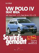 Cover-Bild zu Etzold, Rüdiger: VW Polo IV 11/01-5/09, Seat Ibiza 4/02-4/08 (eBook)