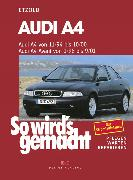 Cover-Bild zu Etzold, Rüdiger: Audi A4 von 11/94-10/00 (eBook)