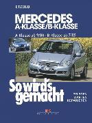 Cover-Bild zu Etzold, Rüdiger: Mercedes A-Klasse / B-Klasse (eBook)