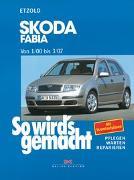 Cover-Bild zu Etzold, Hans-Rüdiger: Skoda Fabia ab 1/00