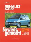 Cover-Bild zu Etzold, Hans-Rüdiger (Hrsg.): So wird's gemacht, Renault Twingo ab 6/93