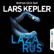 Cover-Bild zu Lazarus - Joona Linna, Teil 7 (Audio Download) von Kepler, Lars