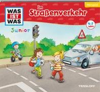 Cover-Bild zu WAS IST WAS Junior Hörspiel: Im Straßenverkehr von Koppelmann, Viviane Michele Antonie