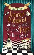 Cover-Bild zu Lennart Malmkvist und der ziemlich seltsame Mops des Buri Bolmen (eBook) von Simon, Lars