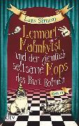 Cover-Bild zu Lennart Malmkvist und der ziemlich seltsame Mops des Buri Bolmen von Simon, Lars
