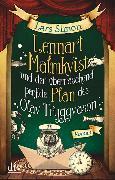 Cover-Bild zu Lennart Malmkvist und der überraschend perfide Plan des Olav Tryggvason von Simon, Lars