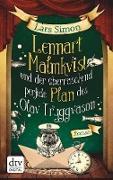 Cover-Bild zu Lennart Malmkvist und der überraschend perfide Plan des Olav Tryggvason (eBook) von Simon, Lars