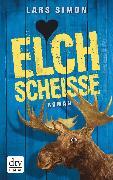 Cover-Bild zu Elchscheiße (eBook) von Simon, Lars