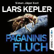 Cover-Bild zu Paganinis Fluch (Ungekürzt) (Audio Download) von Kepler, Lars