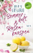 Cover-Bild zu Sommerduft und Rosenknospen (eBook) von Gregorio, Roberta