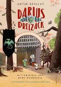 Cover-Bild zu Darius Dreizack - Ritterspiele auf Burg Waghalsig von Szillat, Antje