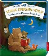 Cover-Bild zu Cuno-Pöhlmann, Sabine: Coppenraths kleine Bibliothek: Schlaf, Kindchen, schlaf