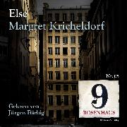 Cover-Bild zu Else - Rosenhaus 9 - Nr.5 (Audio Download) von Kricheldorf, Margret