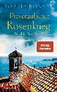 Cover-Bild zu Provenzalischer Rosenkrieg von Bonnet, Sophie