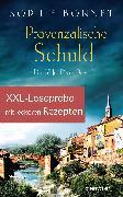 Cover-Bild zu XXL-Leseprobe zu Provenzalische Schuld - mit Rezepten aus dem Kochbuch Provenzalischer Genuss (eBook) von Bonnet, Sophie