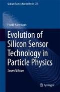 Cover-Bild zu Hartmann, Frank: Evolution of Silicon Sensor Technology in Particle Physics (eBook)