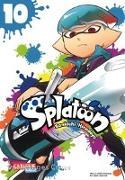 Cover-Bild zu Hinodeya, Sankichi: Splatoon 10
