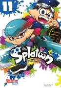 Cover-Bild zu Hinodeya, Sankichi: Splatoon 11