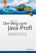 Cover-Bild zu Inden, Michael: Der Weg zum Java-Profi
