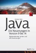 Cover-Bild zu Inden, Michael: Java - die Neuerungen in Version 9 bis 14