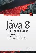 Cover-Bild zu Inden, Michael: Java 8 - Die Neuerungen (eBook)