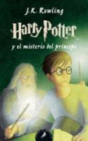 Cover-Bild zu Harry Potter 6 y el misterio del príncipe von Rowling, Joanne K.