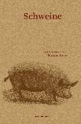 Cover-Bild zu Schweine von Macho, Thomas