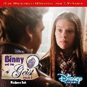 Cover-Bild zu Binny und der Geist - Madame Buh (Audio Download) von Bingenheimer, Gabriele
