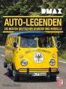Cover-Bild zu DMAX Auto-Legenden von Köstnick, Joachim M.