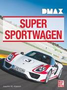 Cover-Bild zu DMAX Supersportwagen von Köstnick, Joachim M.