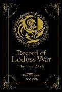 Cover-Bild zu Record of Lodoss War: The Grey Witch (Gold Edition) von Mizuno, Ryo